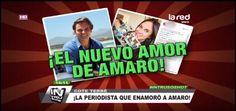 Amaro Gómez-Pablos tiene nuevo amor una periodista que trabajó en programa de TVN - Tv y Farandula - Aqui todo se sabe (Comunicado de prensa) (blog)
