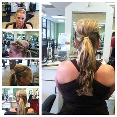 Renee- updo for girls night out/wedding/prom