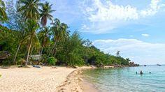 10 best beaches of Koh Phangan