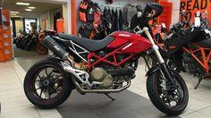 2008 Ducati Hypermotard 1100 S Just arrived :)