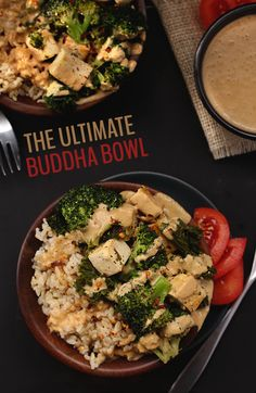 Need to eat more veggies? Eat the rainbow with one of these delicious and nutrient-packed buddha bowl recipes!