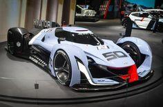 "Hyundai says the N 2025 Vision Gran Turismo ""blurs the line between air and asphalt"""