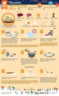 Главное блюдо зимы: пельмени