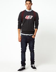 Enlarge 55DSL Logo Sweatshirt