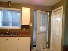 Paradise - One Bedroom Basement Apartment for Rent St. John's Newfoundland image 1
