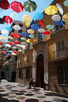 Spanish shade