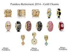 Make way for the new charms! Pandora is retiring a lot of charms, in anticipation of their many new releases planned for Pandora Leather Bracelet, Pandora Bracelet Charms, Pandora Jewelry, Charm Jewelry, Jewelry Box, Fine Jewelry, Pandora Catalogue, Pandora Collection, Mora Pandora
