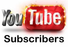 100+ youtube SUBSCRIBERS . Cheapest on the interent . All youtube subscribers Deliver within 24 hours You can order infinte subscribers per channel There is absolutely NO RISK of harming your account. Best subscribers deal ever.