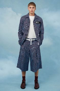 See the Opening Ceremony spring/summer 2016 menswear collection. Click through for full gallery