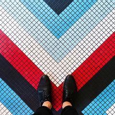 There Will Be Light (archatlas: Parisian Floors Sebastian Erras)