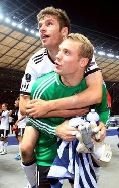 Imagem de germany, thomas muller, and manuel neuer