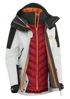 BACK FLIP JACKET - Vossline - NETTBUTIKK | Kari Traa (Think I found my 3-in-1 jacket, too bad it's $700)