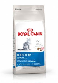 INDOOR 27 - Für ausgewachsene #Katzen, die nur im #Hause leben. Falsche #Ernährung gilt als Hauptursache für starken #Stuhlgeruch. INDOOR 27® unterstützt die #Verdauung und kann zu einer bemerkbaren #Reduzierung des #Stuhlgeruchs beitragen. http://www.royal-canin.de/katze/produkte/im-fachhandel/nahrung-nach-mass/1-bis-7-jahre/indoor-27/eigenschaften/