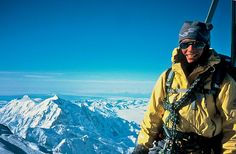 """""""Why didn't I bring my skis?""""  That's what Kit DesLauriers thought to herself when she visited the Himalayas in 1998.  Then and there, Kit set her focus on ski-mountaineering and refining her skills so she could ski anything, anywhere in the world. Come hear her story – September 3rd, 7pm, University of Alaska Fairbanks Davis Concert Hall. Free! (Rob DesLauriers) https://www.facebook.com/AlaskaWild50"""