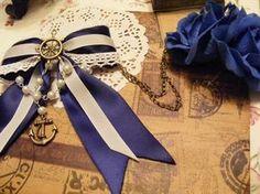 Sailor Lolita accessories.