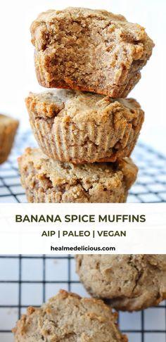 Paleo Baking, Paleo Bread, Banana Bread Recipes, Easy Snacks, Aip Diet, Food Processor Recipes, Autoimmune Paleo, Sweet Treats, Breakfast Ideas