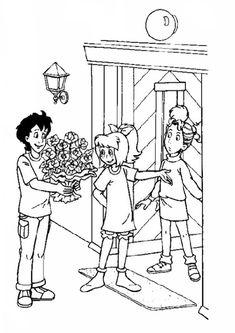 bibi und tina ausmalbilder - kids-ausmalbildertv | malvorlagen, ausmalen und bibi und tina