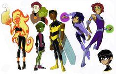 Teen Titans: GB REDUX Part 3 by dou-hong.deviantart.com on @deviantART