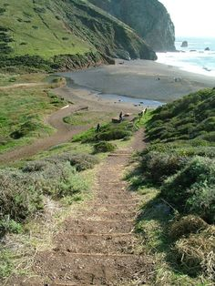 Tennessee Valley Trail is a 3.8 mile out and back trail located near Mill Valley, California. The trail is good for all skill levels and primarily used for hiking & mountain biking. Horses are also able to use this trail.