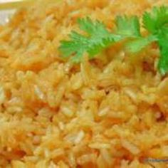 Mexican Sour Cream Rice Recipe | Just A Pinch Recipes