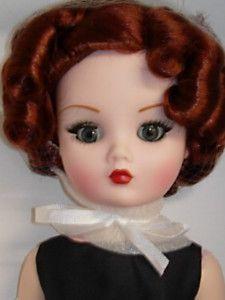 Madame Alexander Cissy Dolls. Evening Star