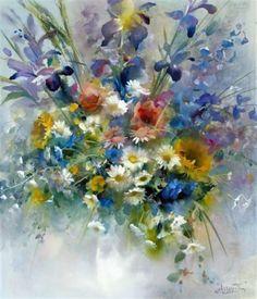 Tutt'Art@ | Pittura * Scultura * Poesia * Musica | : Chi non ha pane, ma compera fiori, è un poeta...