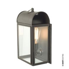 Domed Box Wall Light 7250