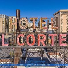 SCOTTCHANDLERPHOTO.COM: The Hotel Cortez neon sign located atop the old hotel in downtown Reno.  Captured from my Phantom 4 drone. #neon #neonsign #renonevada #reno #hotelcortez #hotelcortezreno #hotel #old #hotels #motels #hotel #skyline #cityskyline #renoskyline #renotahoeusa #aerialphotography #dronephotography #drone #phantom #rooftop #roof #chimney #renophotographer #tahoephotographer #aerialphotographer #dronephotographer #instagood #instagram Phantom 4 Drone, Reno Tahoe, Reno Nevada, Skyline, Old Signs, Rooftops, Aerial Photography, Cyberpunk, Signage