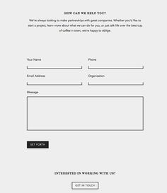 #contact #form … More