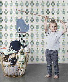 Robots by Fern Living