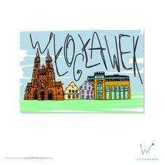 Włocławek • kujawsko-pomorskie • pocztówka Włocławek • Kuyavian –Pomeranian •  a postcard