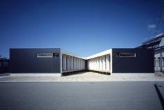 Photograph: Koichi Torimura  Residence in Keisen / Masao Yahagi Architects / 2008