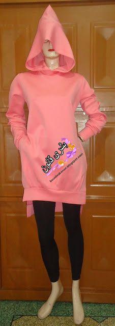 بشرى قانون للتفصيل و الخياطة تونيك ربيعي وصيفي مريح ويلبس بمناسبات مختلفة من تصميمي لكل امرأة نشيطة وعملية رياضية وكثيرة Fashion Graphic Sweatshirt Sweaters