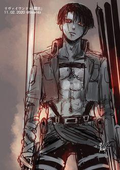 Levi Titan, Hanji And Levi, Levi Mikasa, Attack On Titan Levi, Levi Ackerman, Anime Guys, Manga Anime, Anime Lock Screen, Aot Characters