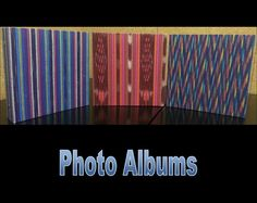 Guatemalan Fabric Photo Albums Items 79 by CCIWorld on Etsy, $8.00  #Guatemala #orphans #internationaladoption