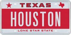 Top bidder will own HOUSTON license plate - Houston Chronicle