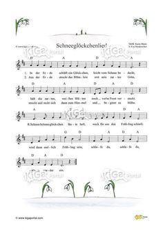KiGaPortal - for pre-K, kindergarten and elementary school Kindergarten Portfolio, Kindergarten Lesson Plans, Waldorf Education, Thing 1, Music Lessons, Music Is Life, Learning Activities, Spring Flowers, Kids And Parenting