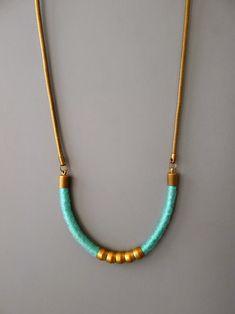 DIY Bracelet to Necklace