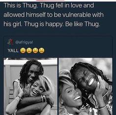 Be like Thug. daysiduke☻