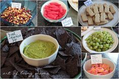 The Art of Being Mama: A Lord of the Rings Birthday Party - Great ideas for snacks for party/sleepover