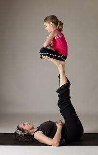 ultimate kid yoga :)