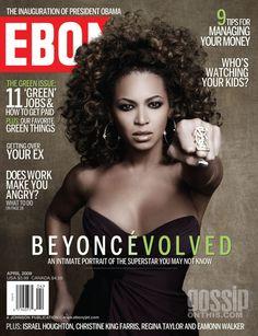 Beyonce // Ebony Magazine