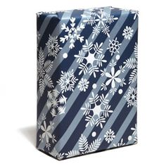 Wrapping - Paper - Snowflakes - Snow & Graham: Letterpress Stationery, Invitations, Greeting Cards and Calendars