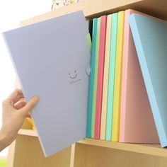 Promising review: I've been using this folder for nearly three months. I'm a college student with a lot of papers to carry so I was looking for something cute, and easy to carry that fits manila folders. This DID IT. I can't express how much I love this. —Alexa VizGet it from Amazon for $8.99 (available in eight colors). ⭐️ Pin for later ⏳ college paper, essay rubric, essay generator, outline essay example, english essay, easy essay Stationary Organization, Stationary Supplies, Stationary School, College Organization, School Supplies Organization, Muji Stationary, File Folder Organization, Organizing Ideas, Too Cool For School