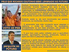 Pelo que o Governante e Gestor de Excelência, atual Governador da Paraíba, será reconhecido no futuro?