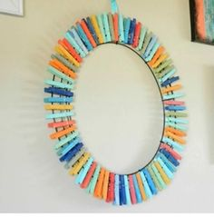 Easy to Make Wreaths Ideas ~ http://www.lookmyhomes.com/easy-to-make-wreaths/