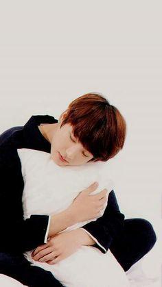 BTS jungkook pillowwwww