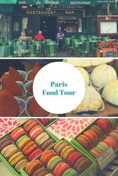 Reisen & Essen: Food Tour in Paris - mit Croissants, Käse & Macarons