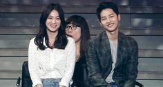 Descendants of the Sun Cast Song Hye Kyo, Joong Ki Dating: PDA at Fan Event - http://www.australianetworknews.com/descendants-of-the-sun-cast-song-hye-kyo-joong-ki-dating-pda-at-fan-event/