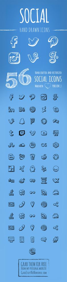 http://www.grafiker.de/kreativ-news/26012015/56-handgezeichnete-social-icons